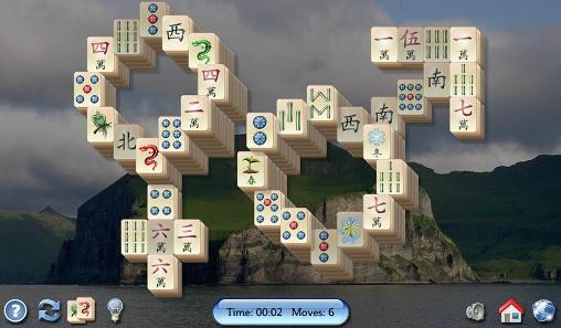 Screenshots von All-in-one mahjong für Android-Tablet, Smartphone.