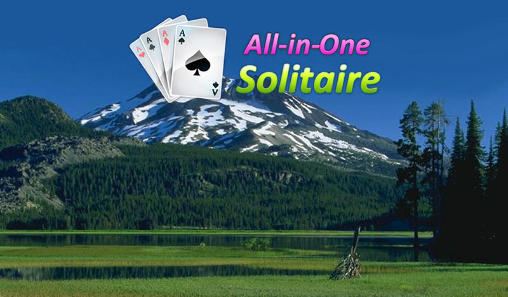 All-in-one solitaire poster