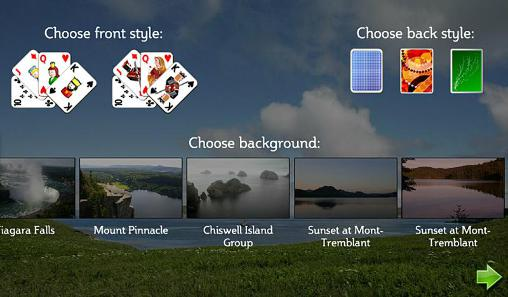 All-in-one solitaire screenshot 1