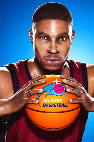 All-star basketball poster