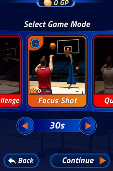All-star basketball screenshot 2