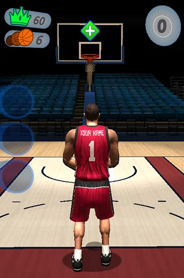 All-star basketball screenshot 3