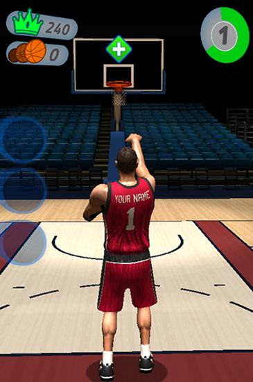 All-star basketball screenshot 4