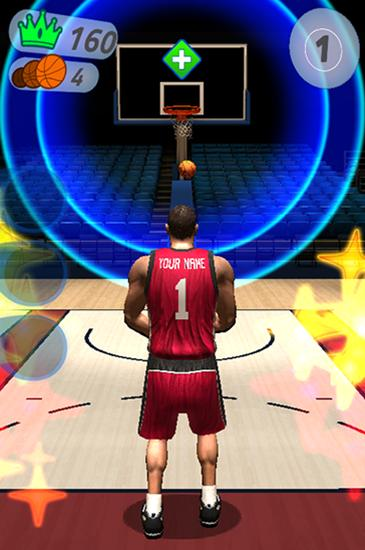 All-star basketball screenshot 5