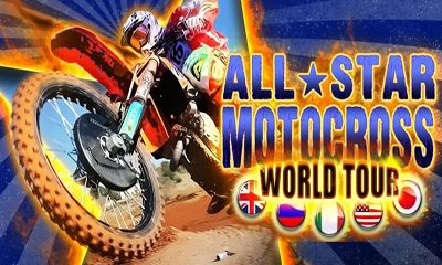 All star motocross: World Tour обложка