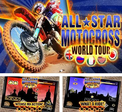 In addition to the game Zion Tower Defense for Android phones and tablets, you can also download All star motocross: World Tour for free.