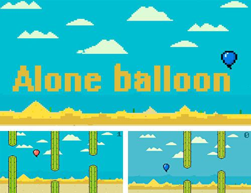 Alone balloon
