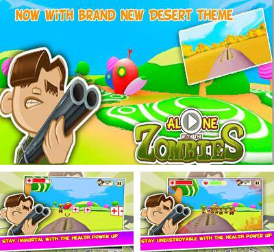In addition to the game Finger Army 1942 for Android phones and tablets, you can also download Alone with the zombies for free.