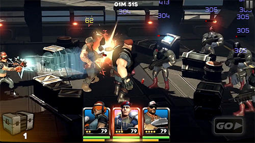 Image result for Alpha Squad 5: RPG & PvP Online Battle Arena        game pic