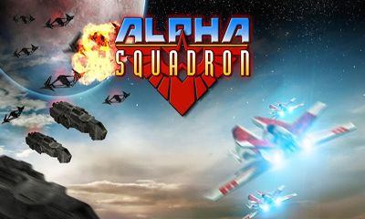 Alpha Squadron poster