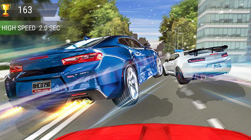 Alpha traffic racer screenshot 3