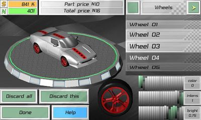 Baixe o jogo Alpha Wheels Racing para Android gratuitamente. Obtenha a versao completa do aplicativo apk para Android Alpha Wheels Racing para tablet e celular.