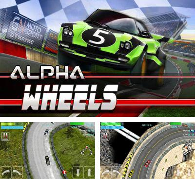 In addition to the game Cosmo Combat 3D for Android phones and tablets, you can also download Alpha Wheels Racing for free.