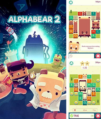 In addition to the game Do not disturb 3: Grumpy marmot pranks! for Android phones and tablets, you can also download Alphabear 2: English word puzzle for free.