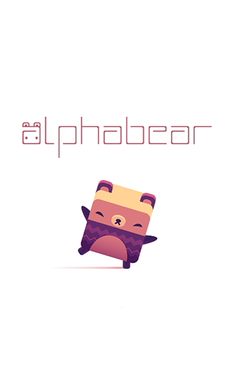 Alphabear: English word game poster