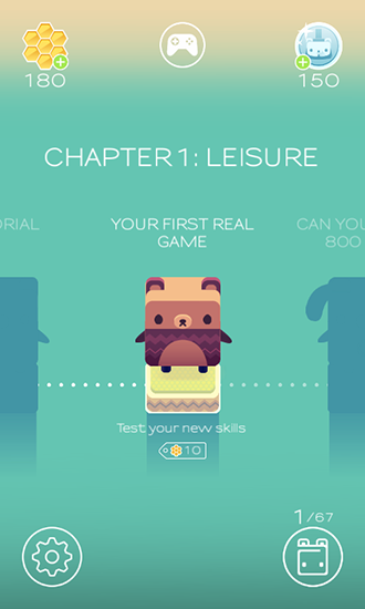 Alphabear: English word game screenshot 1
