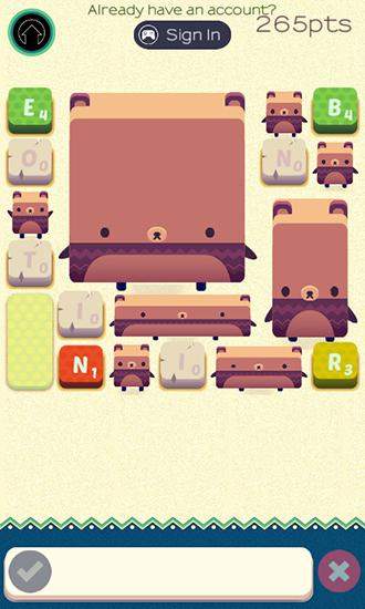 Alphabear: English word game screenshot 4