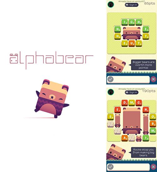 Alphabear: English word game