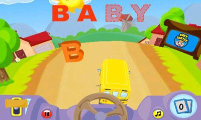 Alphabet Car screenshot 4