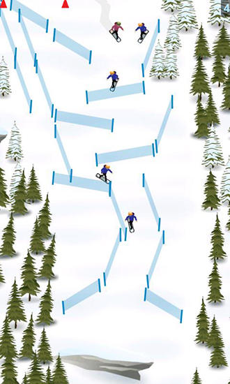 Screenshots von Alpine boarder für Android-Tablet, Smartphone.
