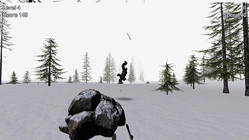 Kostenloses Android-Game Athletics: Winter Sport. Vollversion der Android-apk-App Hirschjäger: Die Athletics: Winter sports für Tablets und Telefone.