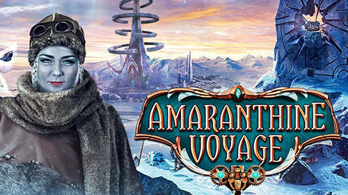 Amaranthine voyage: Winter neverending. Collector's edition poster