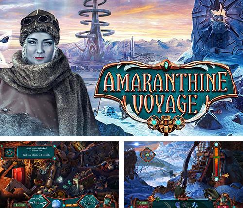 Amaranthine voyage: Winter neverending. Collector's edition