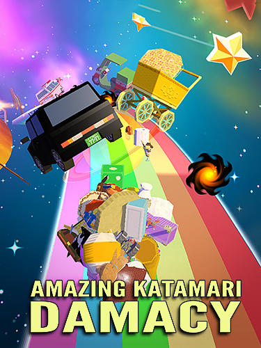 Amazing katamari damacy обложка