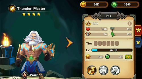 Amazing wizards screenshot 1