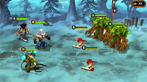 Amazing wizards screenshot 2