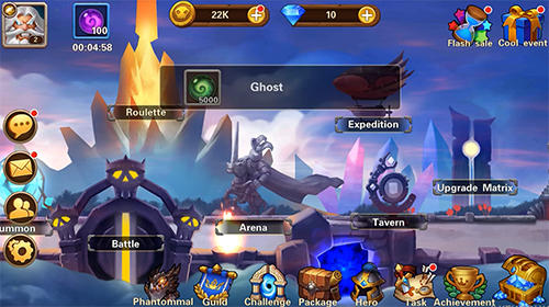 Amazing wizards screenshot 3