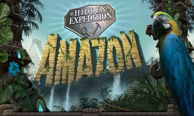 Amazon Hidden Expedition poster