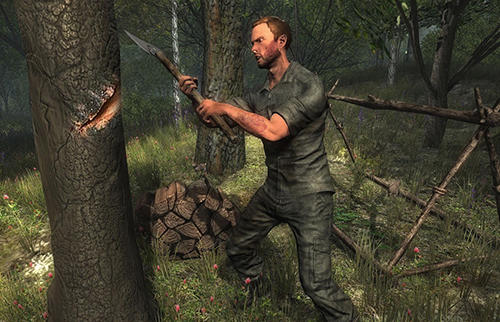 Screenshots von Amazon jungle survival escape für Android-Tablet, Smartphone.