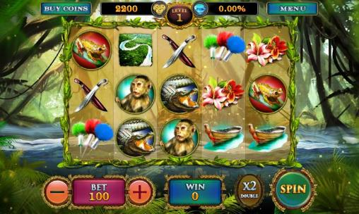 Amazon wild slots machine скриншот 2