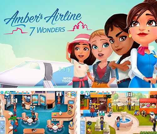 Amber's airline: 7 Wonders
