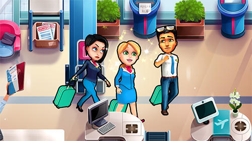 Screenshots von Amber's airline: High hopes für Android-Tablet, Smartphone.