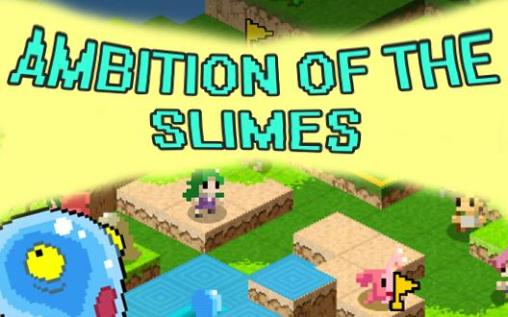 Ambition of the slimes poster