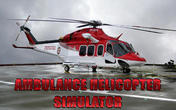 Ambulance helicopter simulator APK