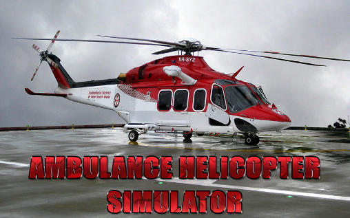 Ambulance helicopter simulator