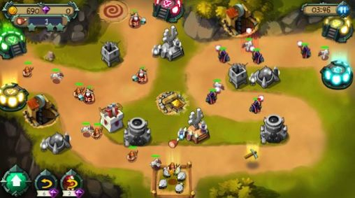 Ambush!: Tower offense screenshot 1