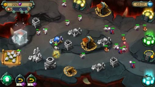 Ambush!: Tower offense screenshot 2