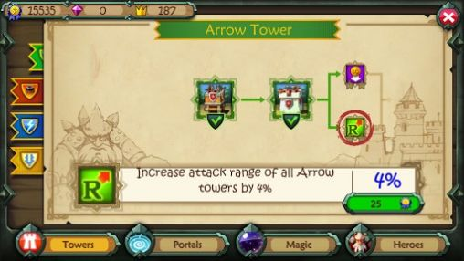 Ambush!: Tower offense screenshot 3