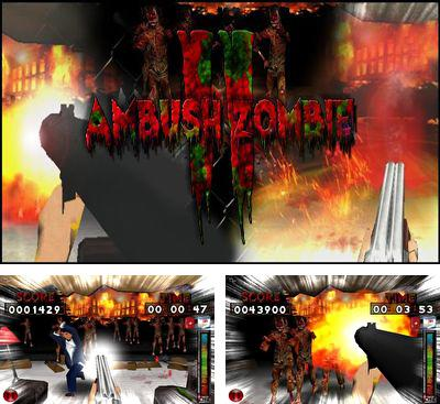 In addition to the game Toxin Zombie Annihilation for Android phones and tablets, you can also download Ambush Zombie 2 for free.