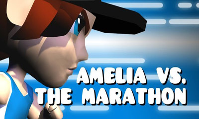 Amelia vs. the Marathon poster