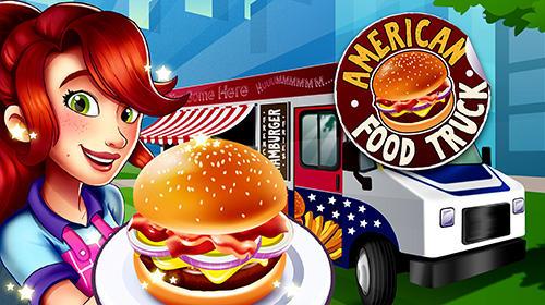 American Burger Truck: Fast Food Cooking Game. Descarga Gratuita Del Juego  Camión De Hamburguesas ...