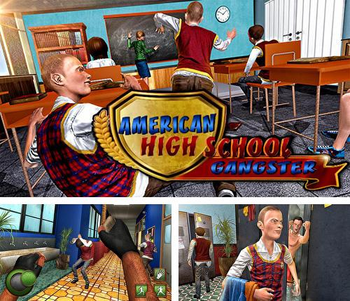 American high school gangster