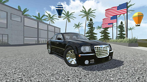 American luxury cars screenshot 1