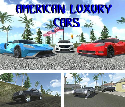 American luxury cars