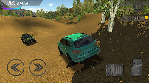 Screenshots von American off-road outlaw für Android-Tablet, Smartphone.