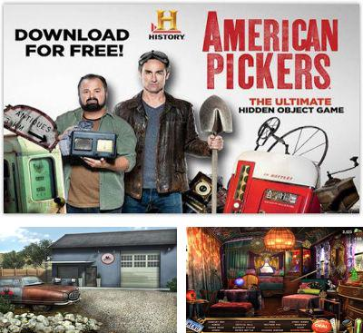 In addition to the game Elite CommandAR Last Hope for Android phones and tablets, you can also download American Pickers for free.